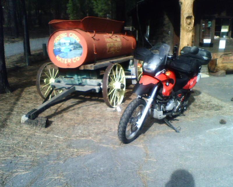 Collier State Park Logging Museum, Chiloquin, OR